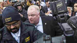 At Toronto City Hall, Yet Another Chaotic Scene Involving Rob Ford