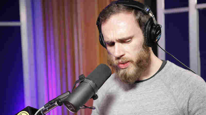 James Vincent McMorrow, 'Cavalier' (Live)