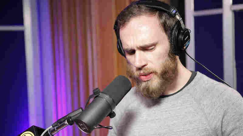 James Vincent McMorrow performs live on KCRW.