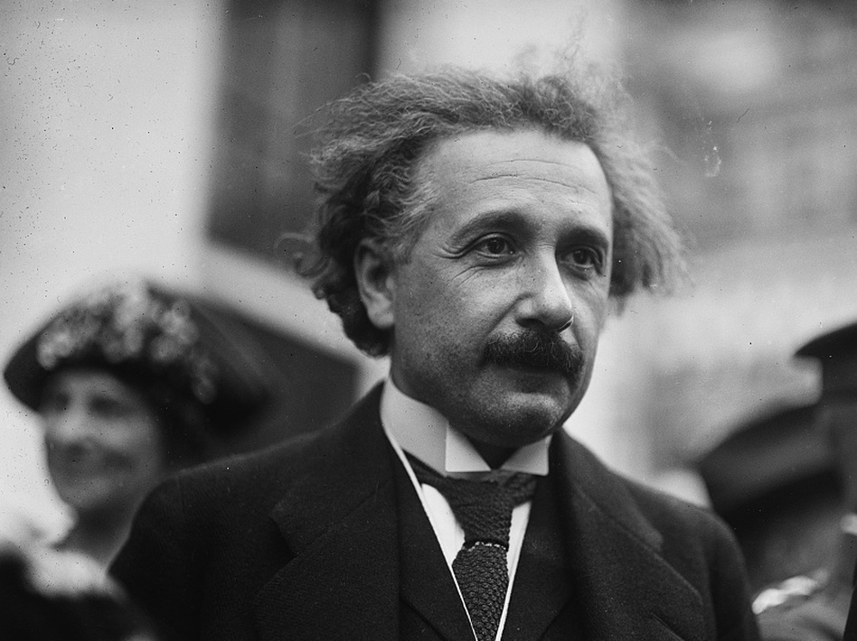 Einstein's Lost Theory Discovered ... And It's Wrong ...