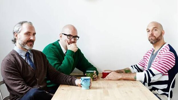 The Bad Plus' new album, The Rite of Spring, comes out March 25.