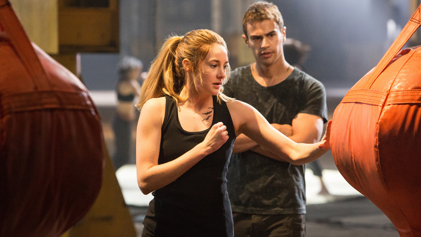 Movie Review - 'Divergent' - It's Faction Against Faction In