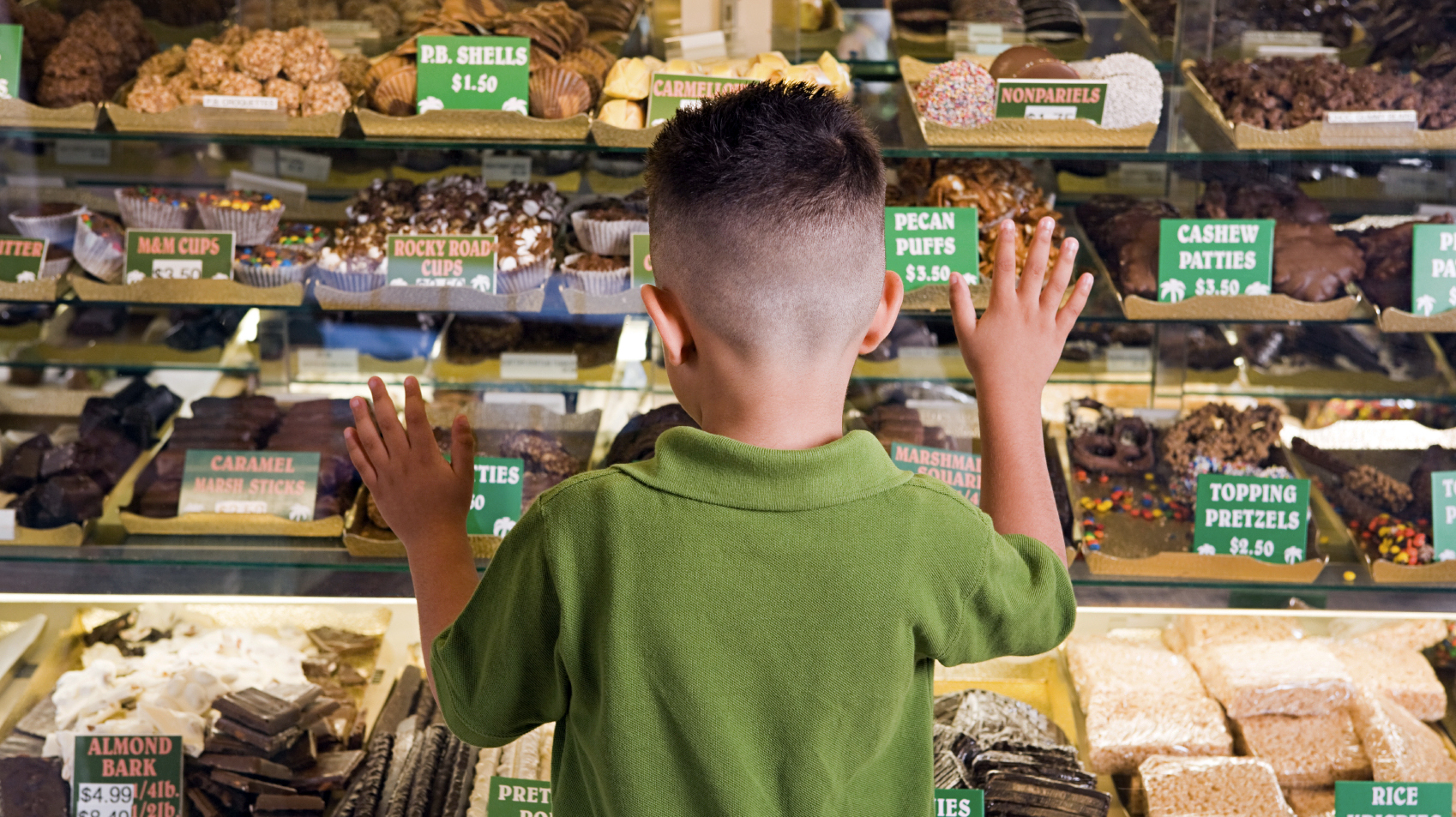 Why A Sweet Tooth May Have Been An Evolutionary Advantage For Kids