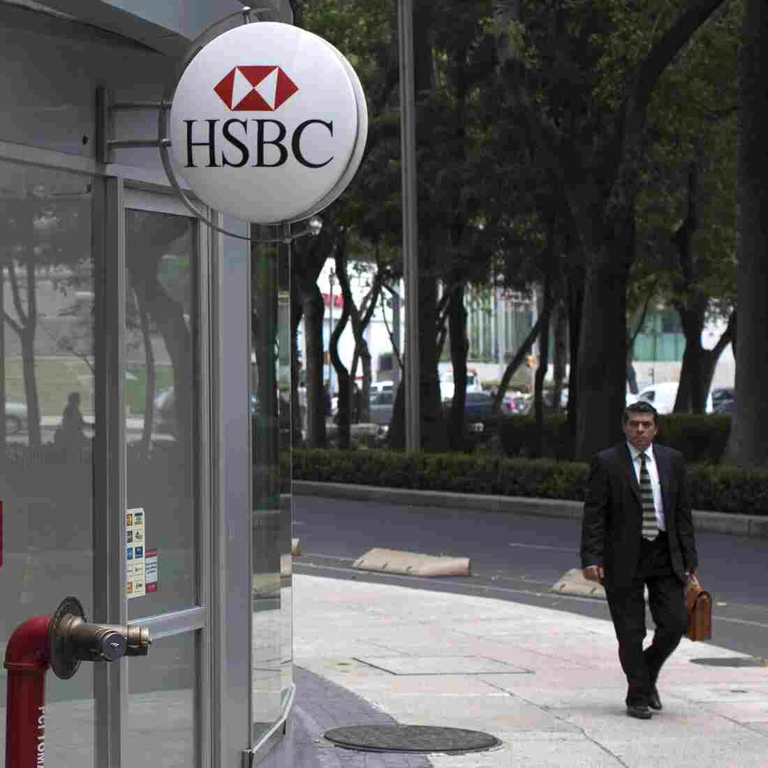 Awash In Cash, Drug Cartels Rely On Big Banks To Launder Profits