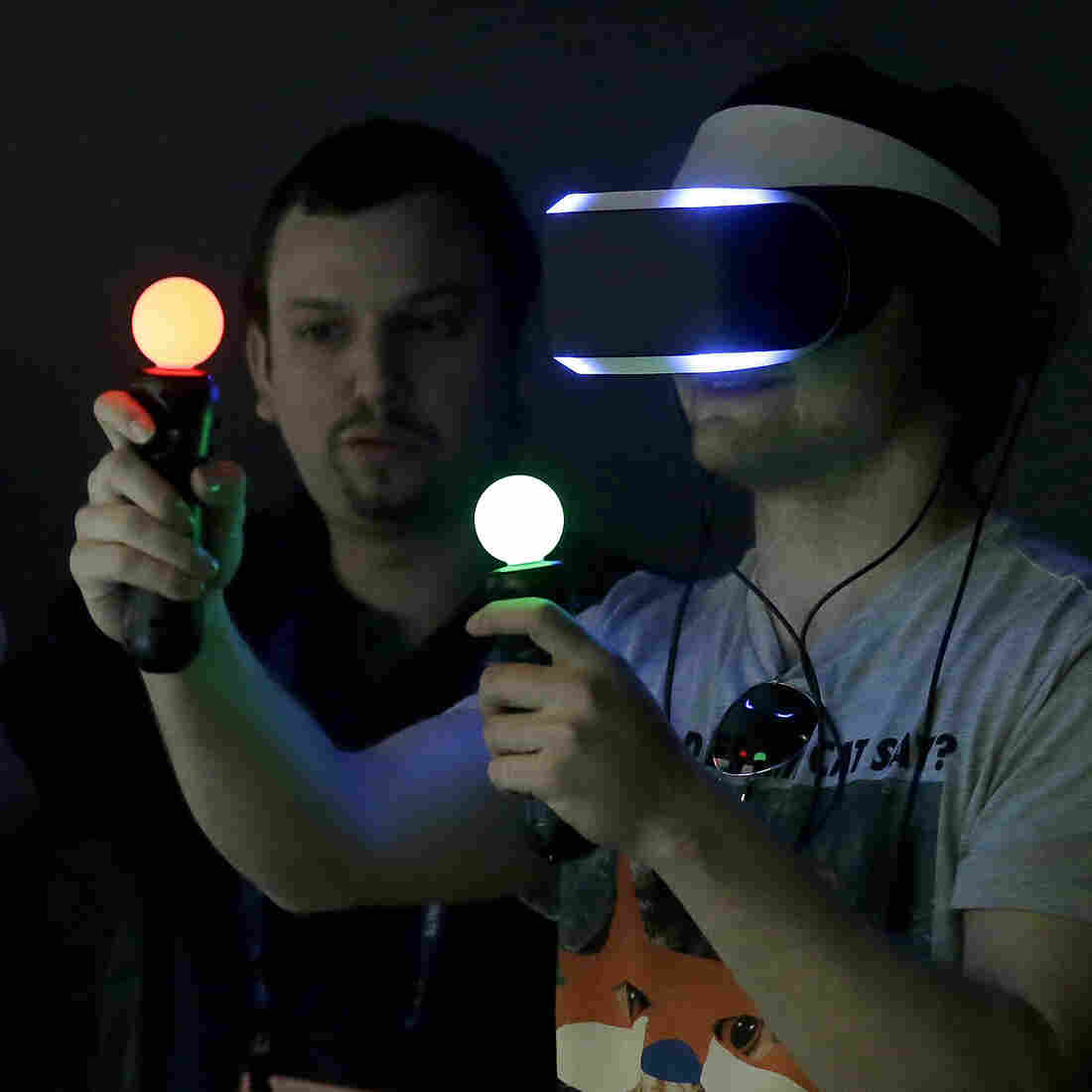 Sony Steps Into Virtual Reality With 'Project Morpheus'