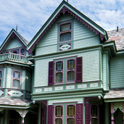 victorian house promo