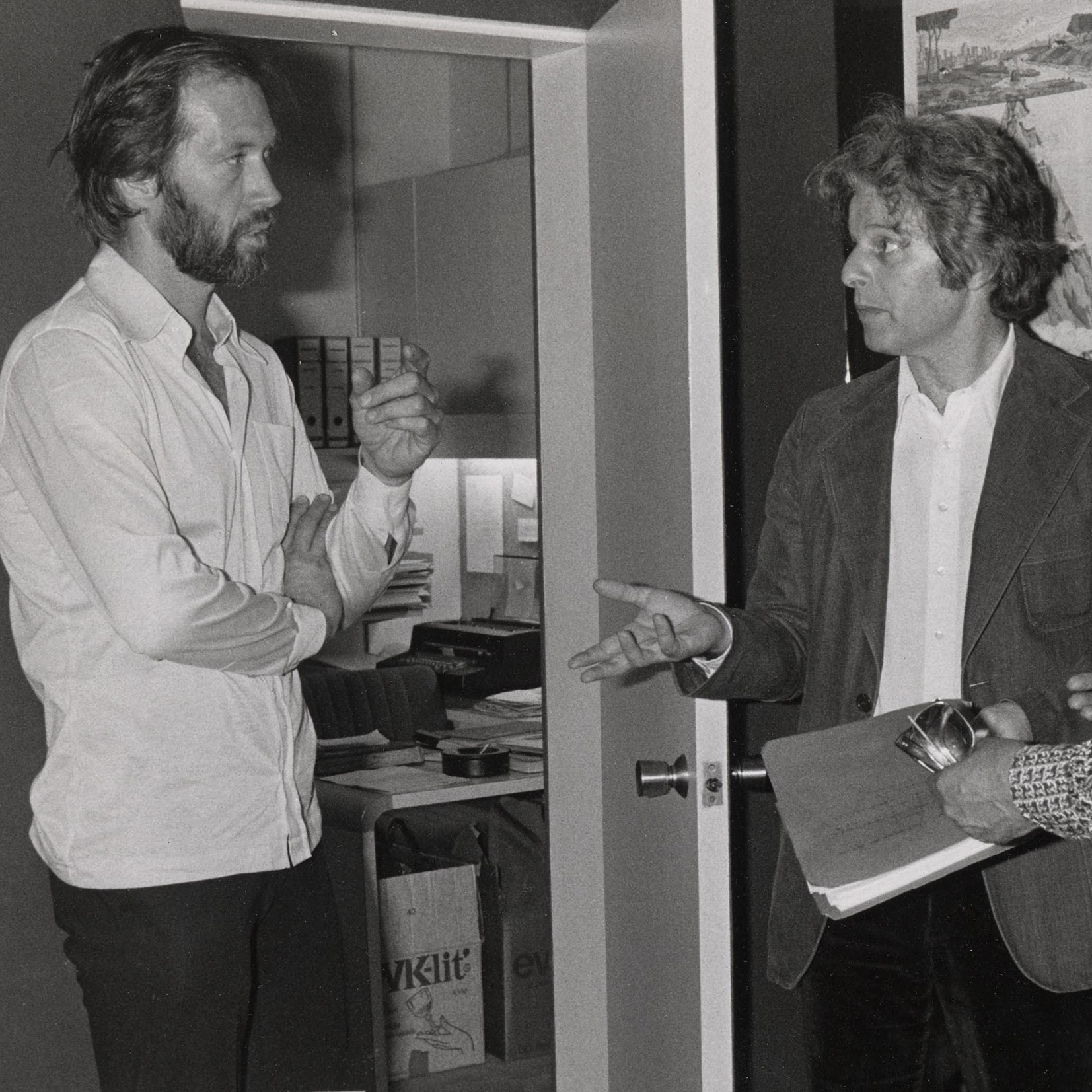 David Carradine was one of the actors chosen by Alejandro Jodorowsky for his film adaptation of Dune, an ultimately doomed project that is the subject of Frank Pavich's new documentary  Jodorowsky's Dune.