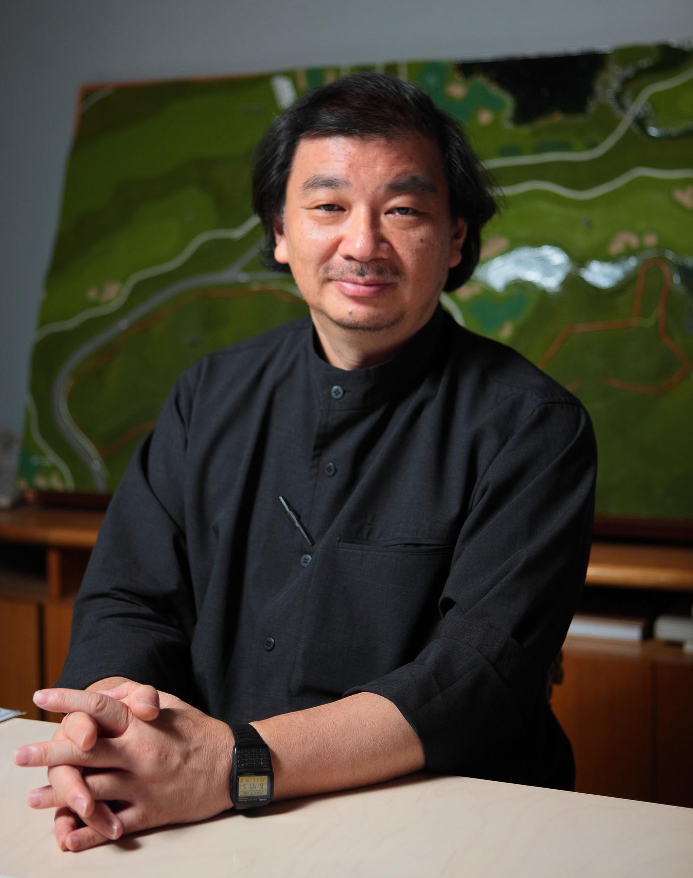 Shigeru Ban Named the 2014 Pritzker Architecture Prize