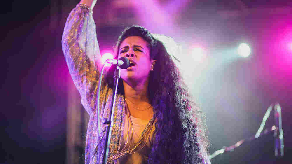 For Kelis, Music Is Back On The Menu