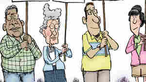 Double Take 'Toons: Fred Phelps Sr., 1929-2014