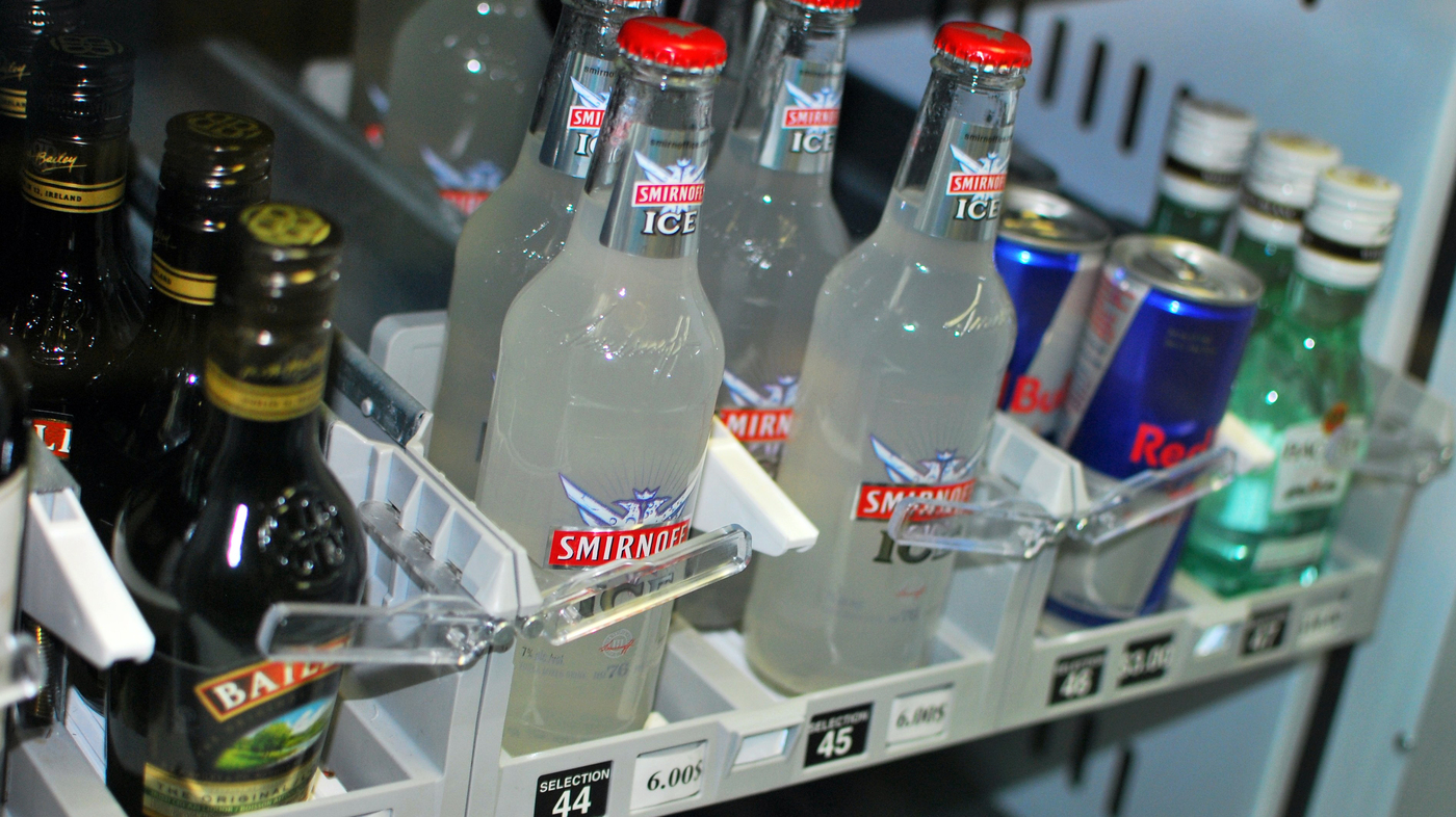 Teenage Drinkers Go For High-End Liquor And Cheap Beer, Too : Shots -  Health News : NPR