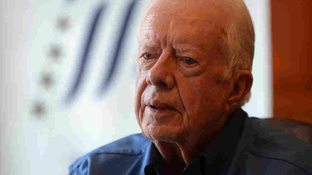 Jimmy Carter Issues 'Call To Action' Against Subjugation Of Women