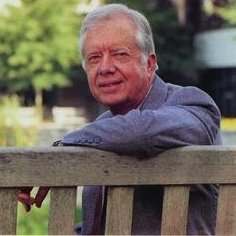 Jimmy Carter was the 39th president of the United States and is the author of a number of books.