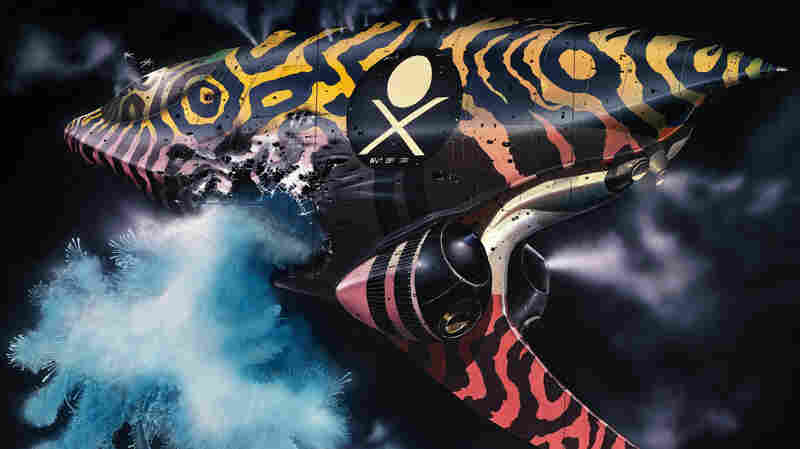 Artwork created for Dune by British science fiction artist Chris Foss.