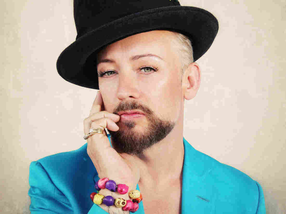 Boy George's first solo album in 19 years is This Is What I Do.