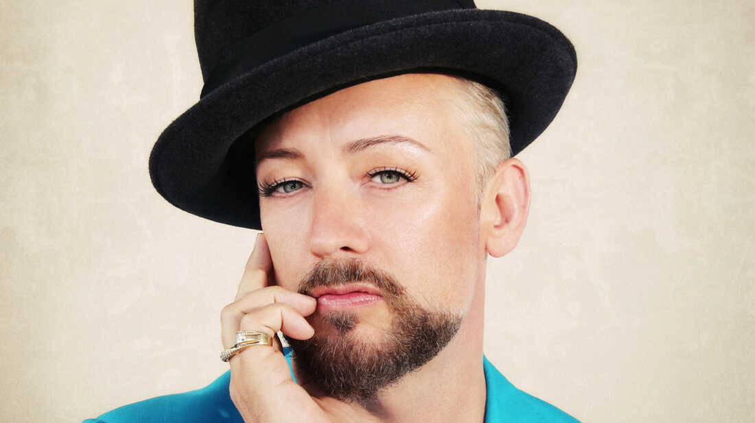 For Boy George, Music And Style Is Just 'What I Do'