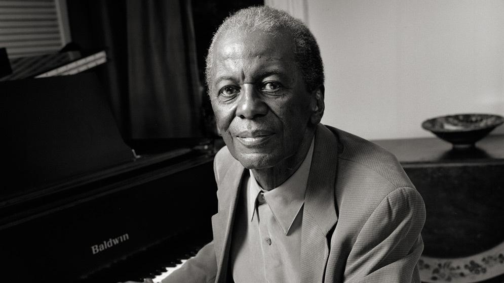 Andrew Hill On Piano Jazz