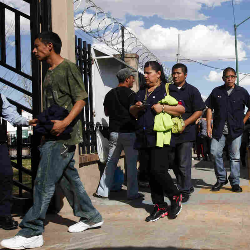 On The Mend, But Wounds Of Violence Still Scar Juarez