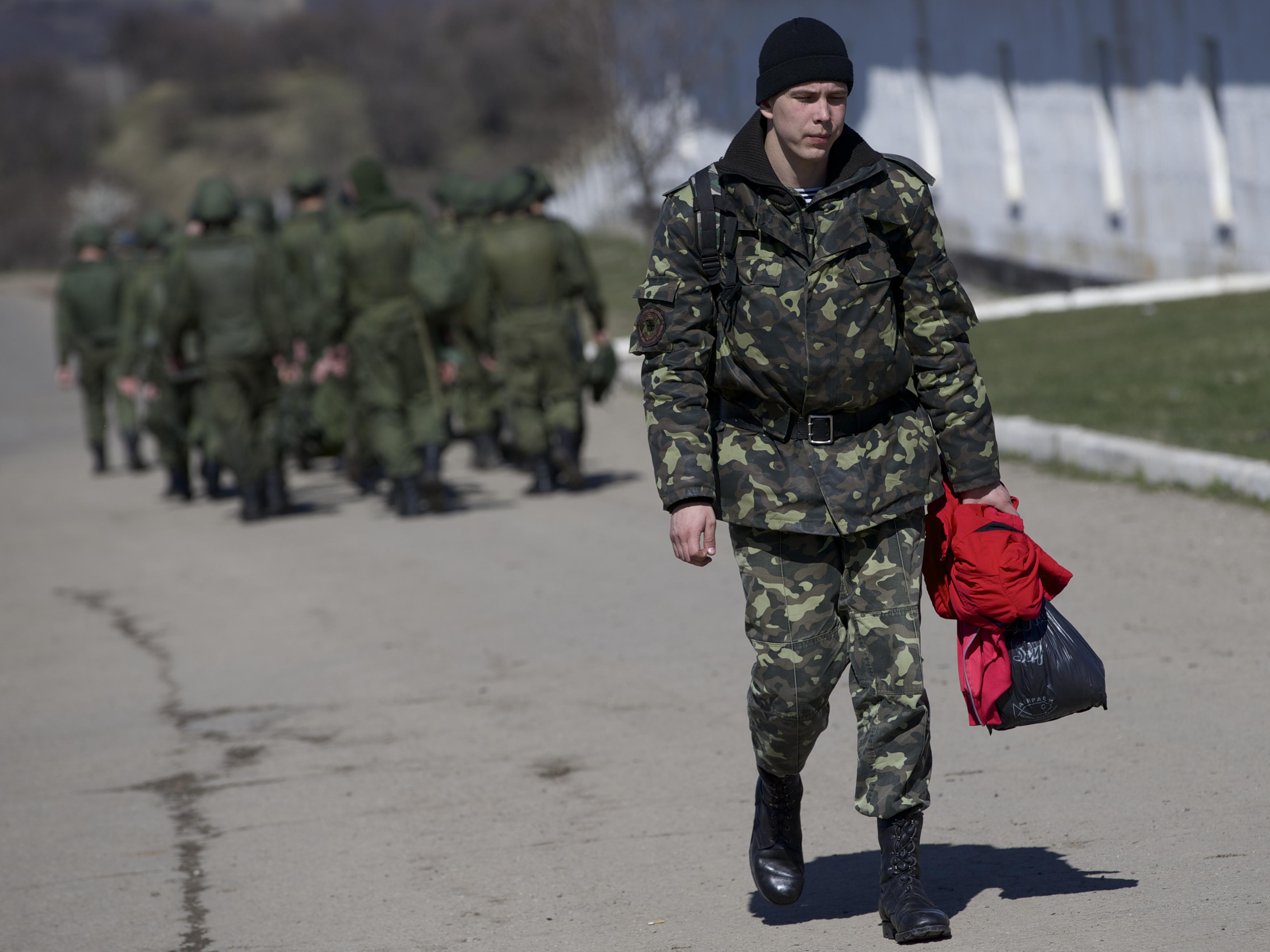 Split Decisions: Ukraine Signs Up With EU, Russia Wraps Up Crimea