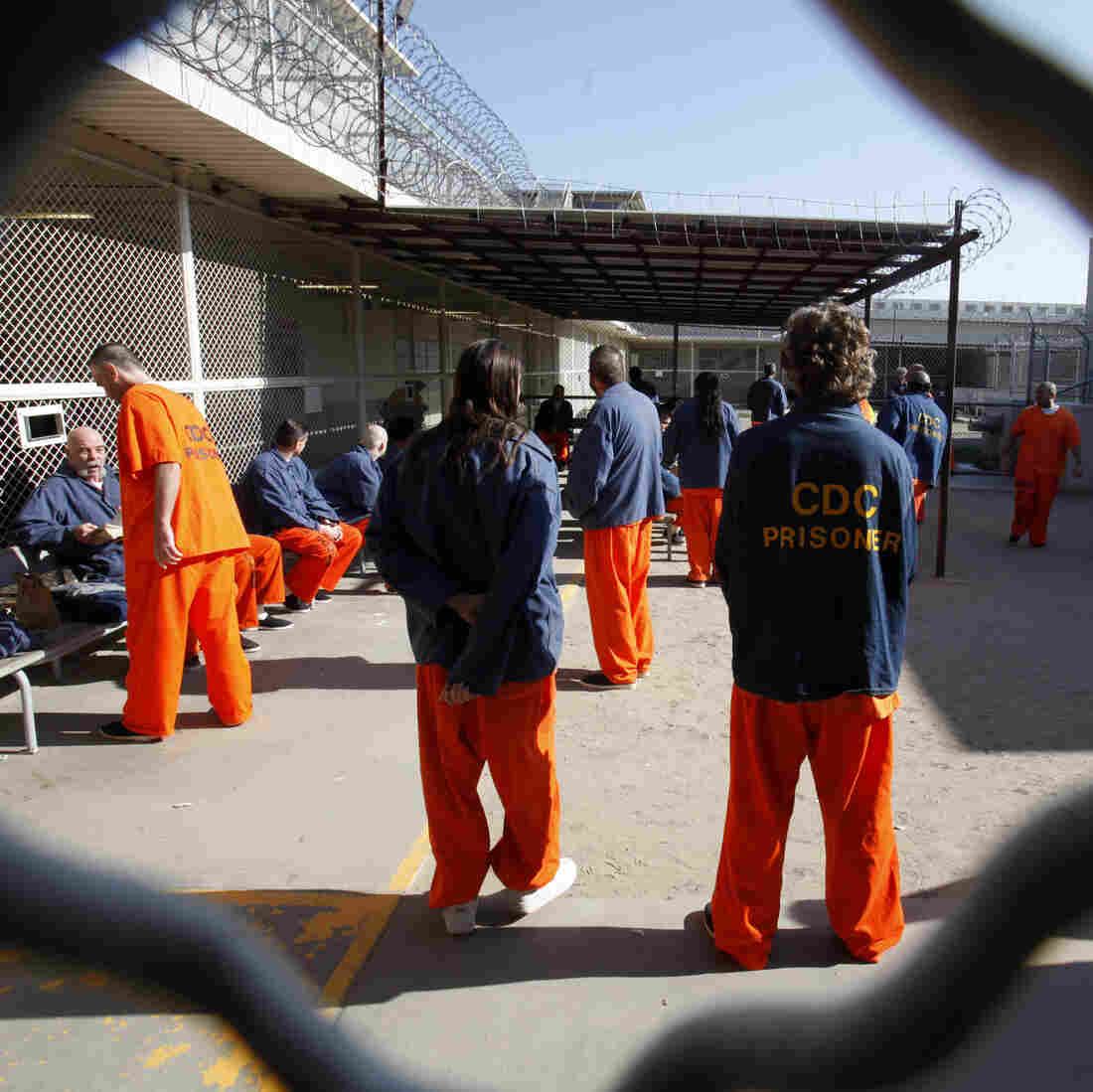 Freeing Up California's Prisons: A Massive Undertaking