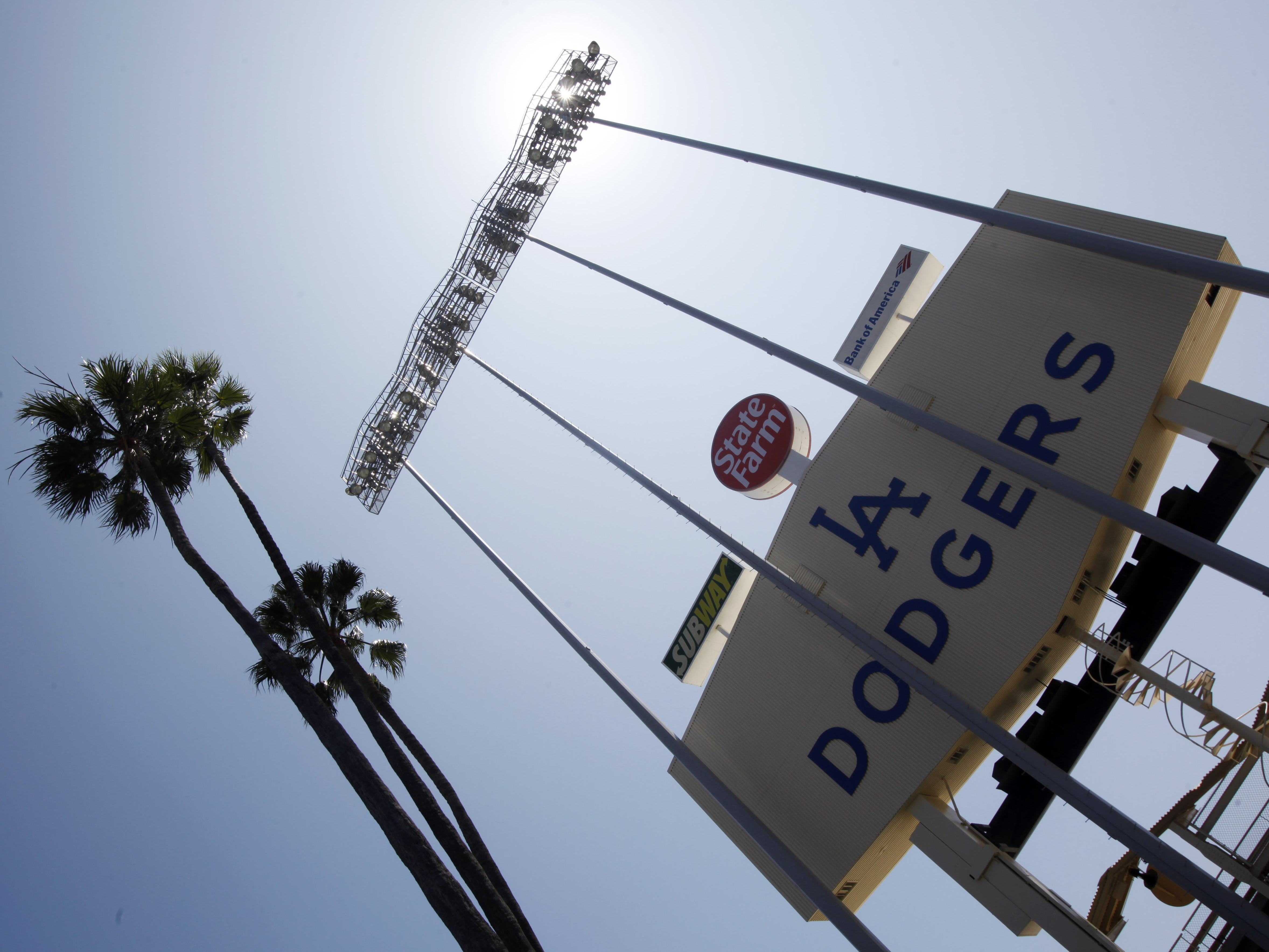 In LA, Watching Home Team's Ball Games Just Got More