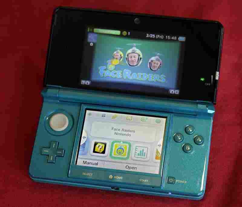 A Nintendo 3DS.