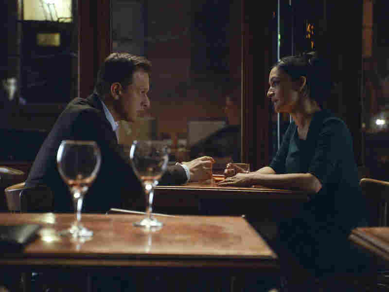 "Josh Charles as Will Gardner and Archie Panjabi as Kalinda Sherma on The Good Wife. In a word, ""Ugh."""