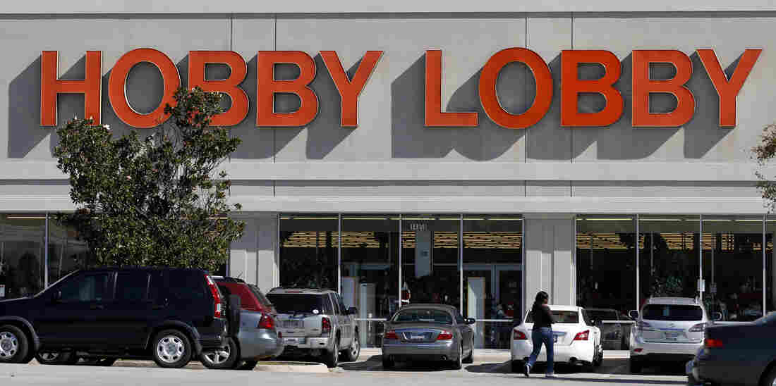 Hobby Lobby President Steve Green says the company should not have to provide insurance coverage for IUDs and morning-after pills for its 13,000 employees.