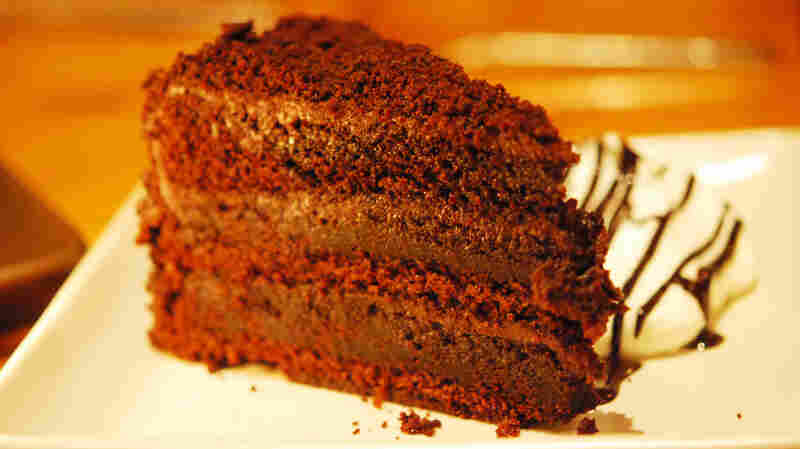Beware the siren's call of this chocolate delight: Ebinger's Blackout Cake is as arduous to make as it is delicious to taste.