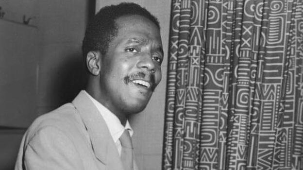 Bud Powell pioneered bebop-style improvisation on the piano. (Getty Images)