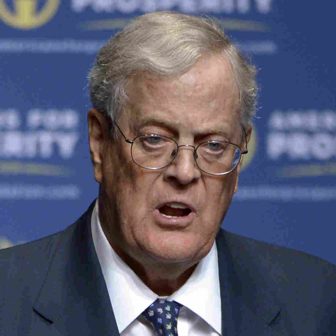 Why The Democrats' Koch Brothers Fixation?