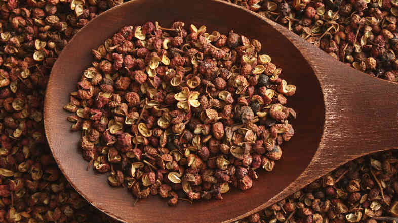 Szechuan peppercorns are a popular in Chinese dishes like ma po tofu to dan dan noodles.