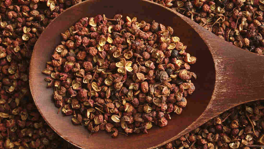 It's the Sichuan peppercorn in dishes like spicy ma po tofu that makes your mouth buzz. Researchers wanted to know if that buzz is connected to the tingling you feel when your foot falls asleep.