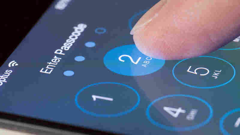Even if a suspect password-protects his or her phone, police still have some ways of getting into it.
