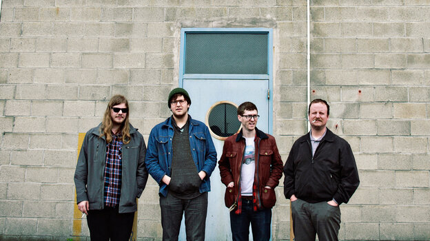 Protomartyr's new album, Under Color of Official Right, comes out April 8.