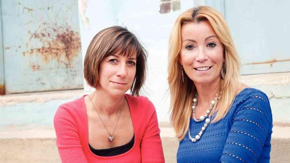 Wendy Ruderman and Barbara Laker