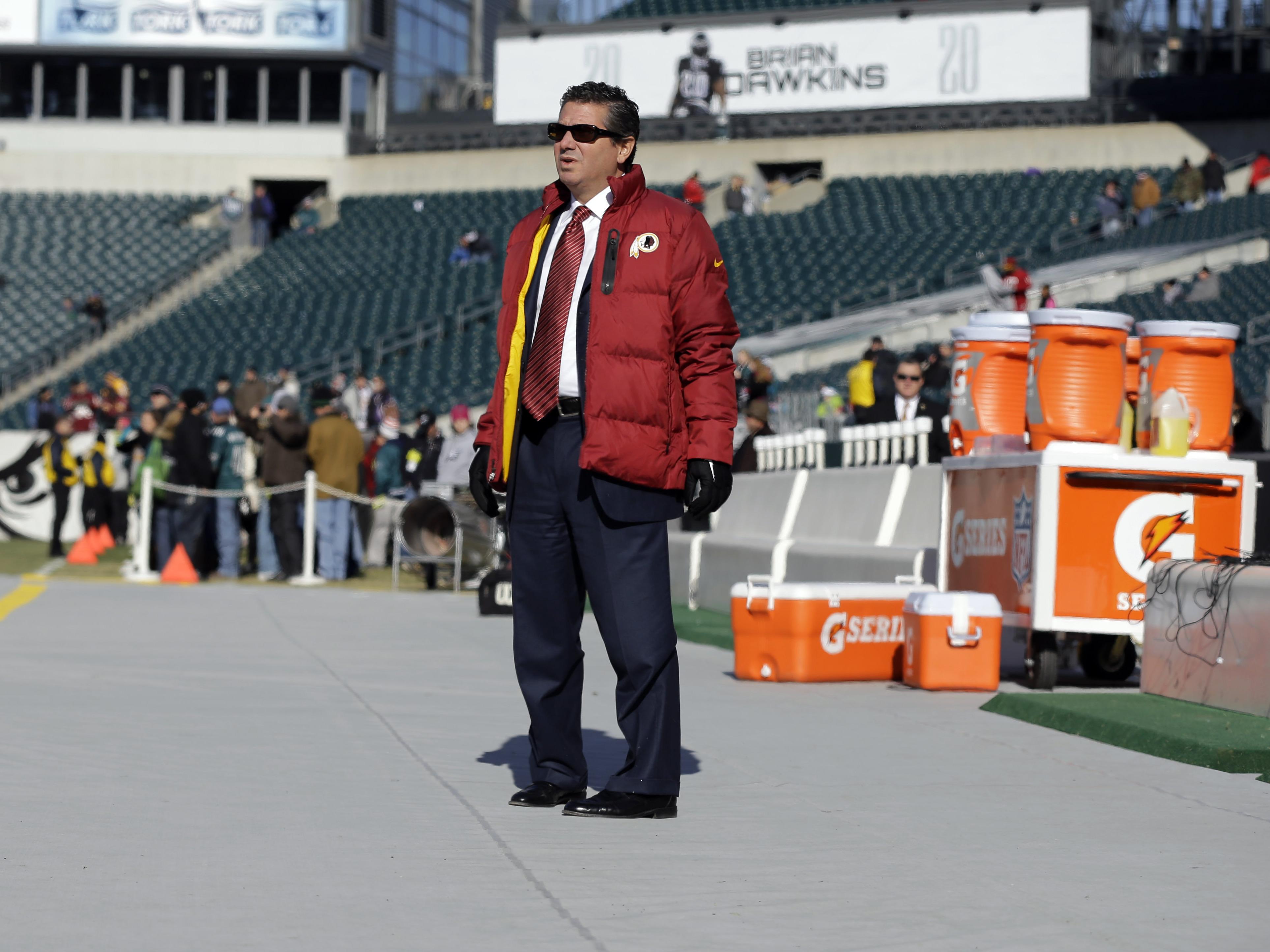 Redskins Team Owner Launches Program For Natives, Flotilla Of Side-Eyes