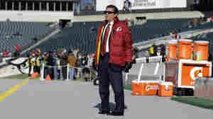 Redskins' Team Owner Launches Program For Natives, Flotilla Of Side-Eyes
