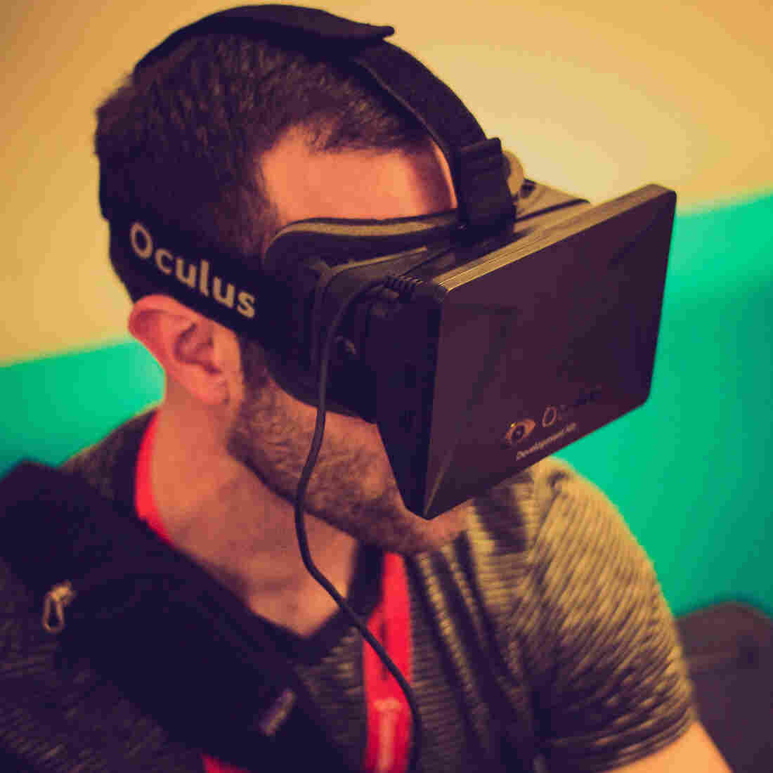 Facebook Will Acquire Virtual Reality Company For $2 Billion
