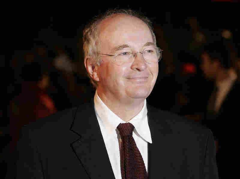 "Philip Pullman, pictured in 2007, says of the U.K. prison restrictions: ""Words nearly fail me on this."""