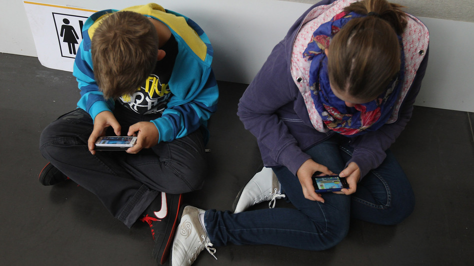 Our conversation about smartphone addiction continues. (Sean Gallup/Getty Images)