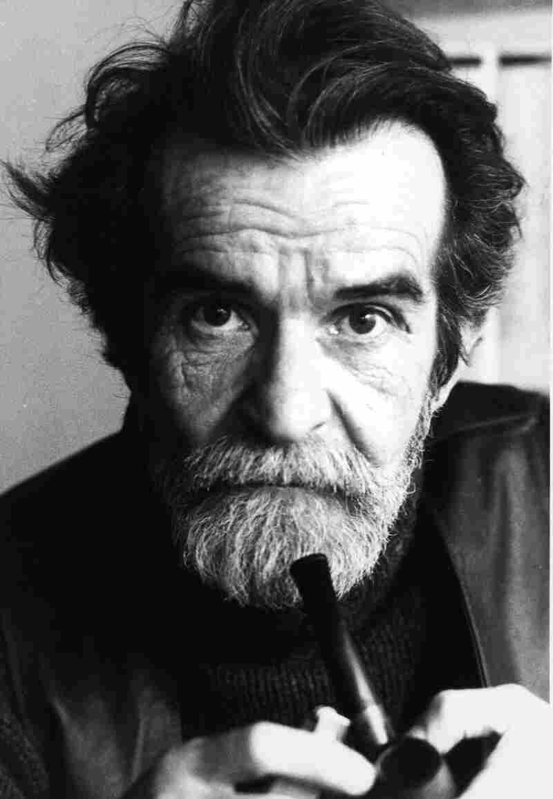 In 1961, South African playwright Athol Fugard put black and white actors on stage together in his breakout play Blood Knot. He's pictured above in the 1970s.