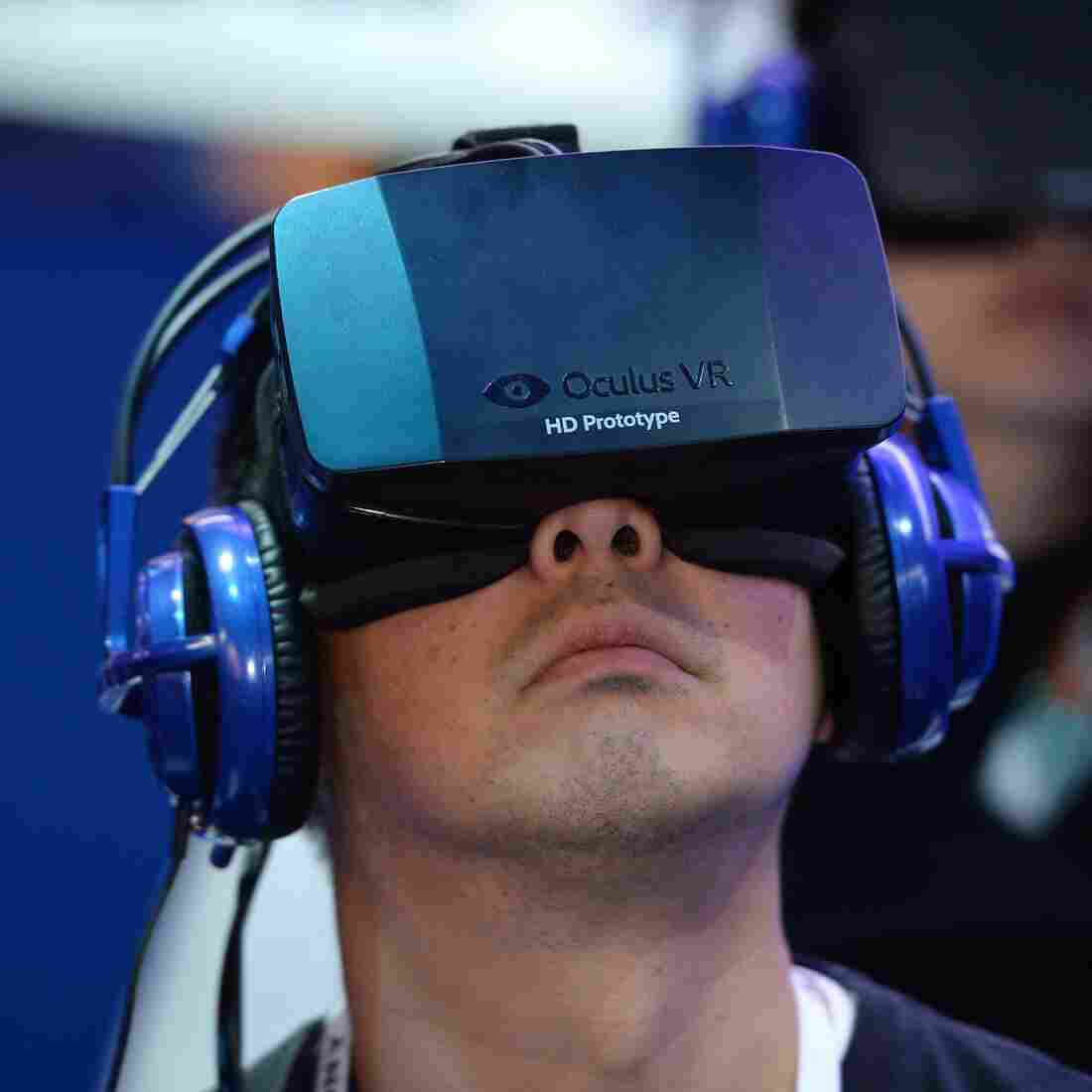 Getting Your Head Into The Facebook-Oculus Virtual Reality Deal