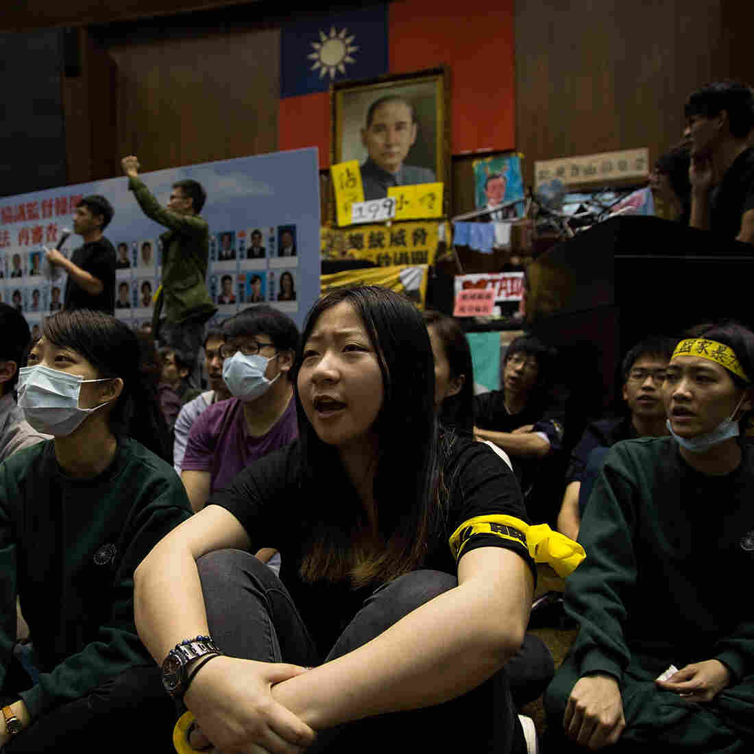 Why Taiwanese Students Stormed The Government