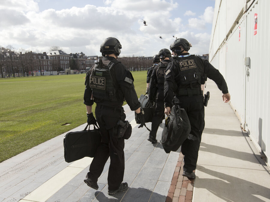 Secret Service Agents Recalled From Overseas For Drinking