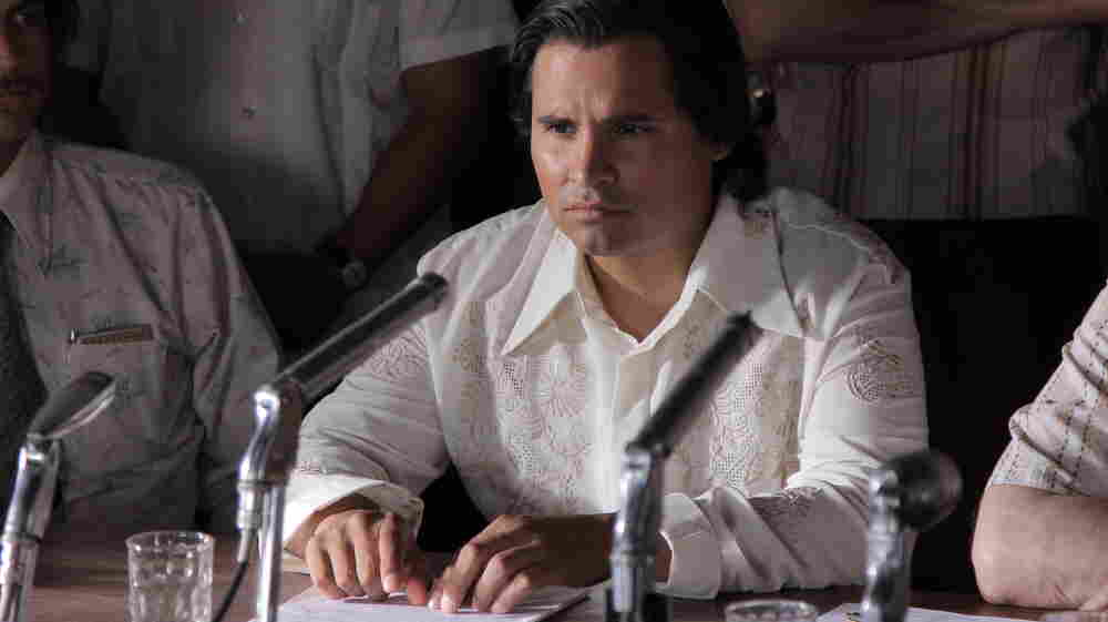 For Actor Michael Peña, A Transformative Role As Cesar Chavez