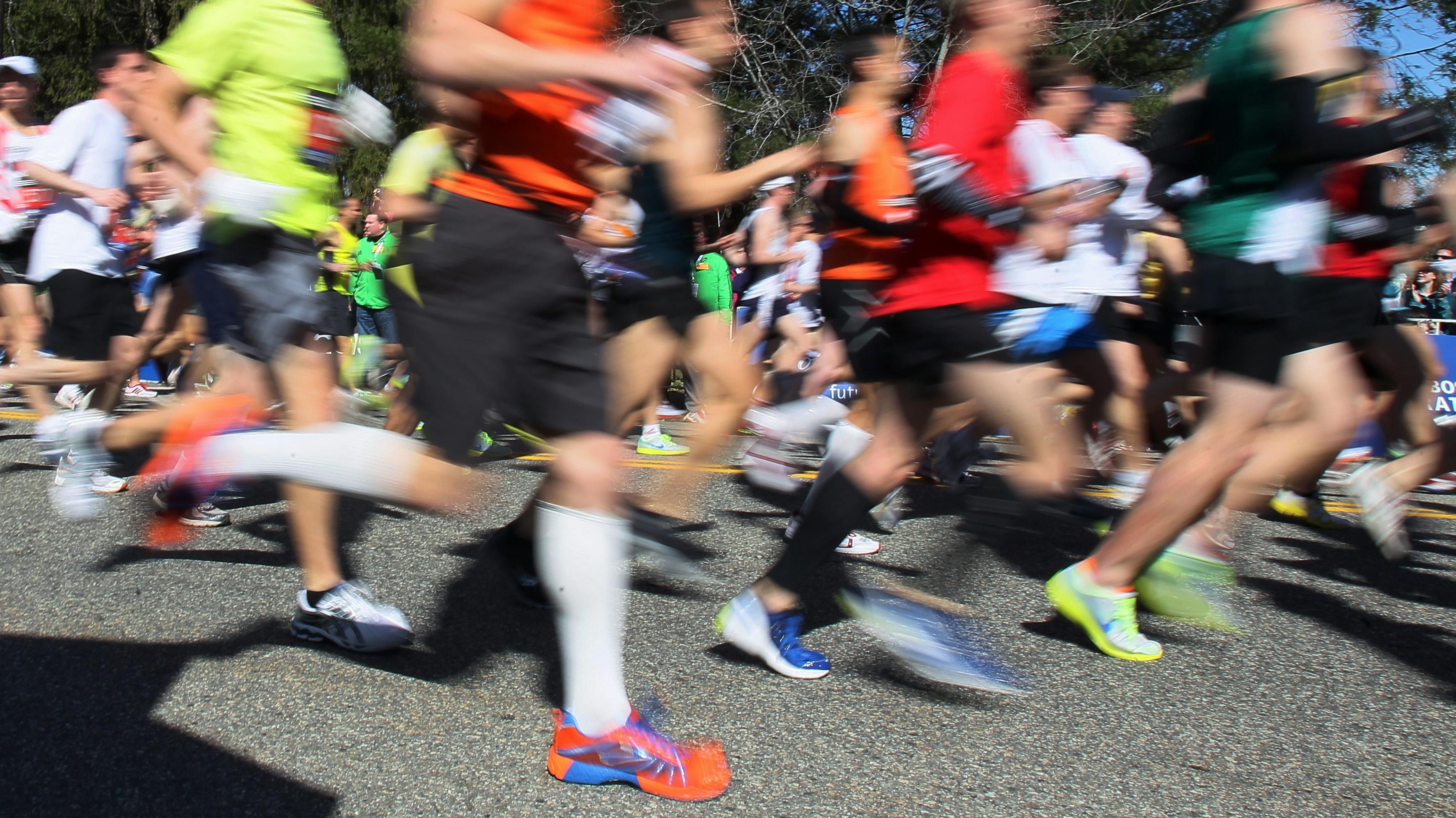 Marathon Training Lowers Heart Disease Risk In Middle-Aged Men