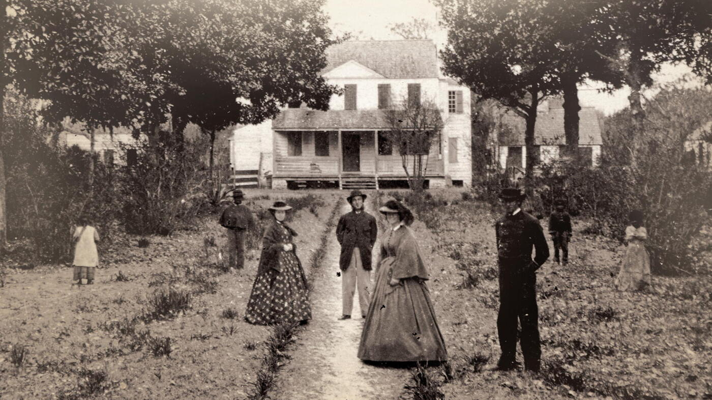 Plantation life in the south before the civil war
