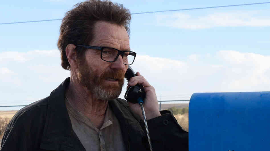 Over the course of Breaking Bad, Walter White (Bryan Cranston) metamorphosed from a high school chemistry teacher to a notorious outlaw.