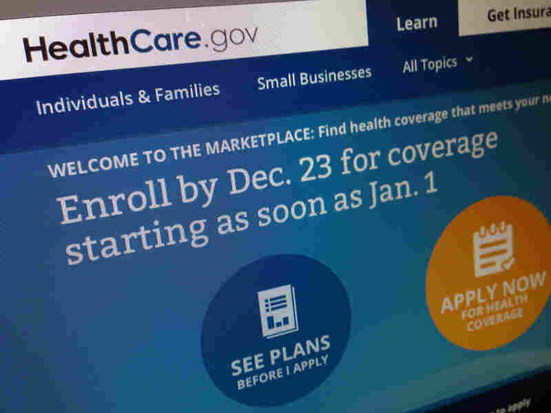 The HealthCare.gov website has been a source of delays and confusion for those trying to sign up for health insurance under the ACA.